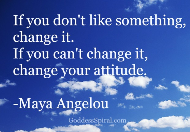 Maya Angelou Goddess Spiral
